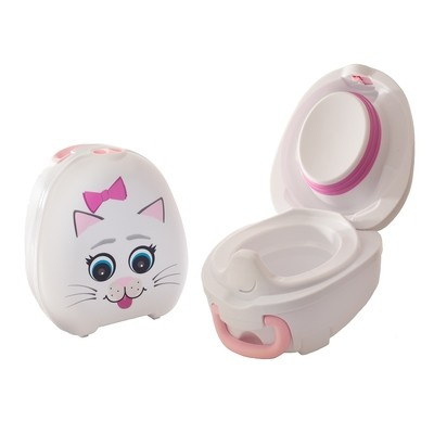 Mon petit pot portatif (My Carry Potty®) - Chat