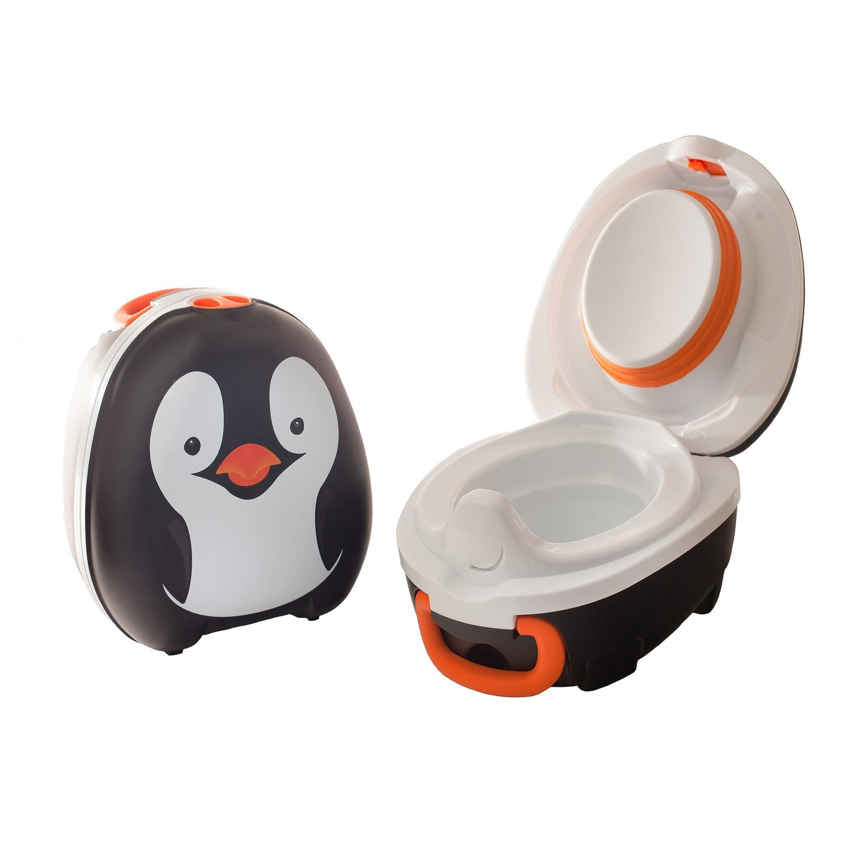 Mon petit pot portatif (My Carry Potty®) - Pingouin