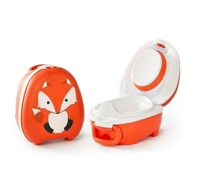 Mon petit pot portatif (My Carry Potty®) - Renard