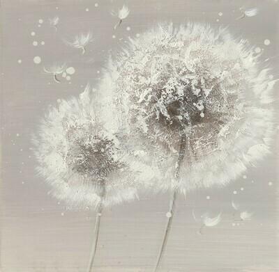 Toile décorative  canvas - Dandelion