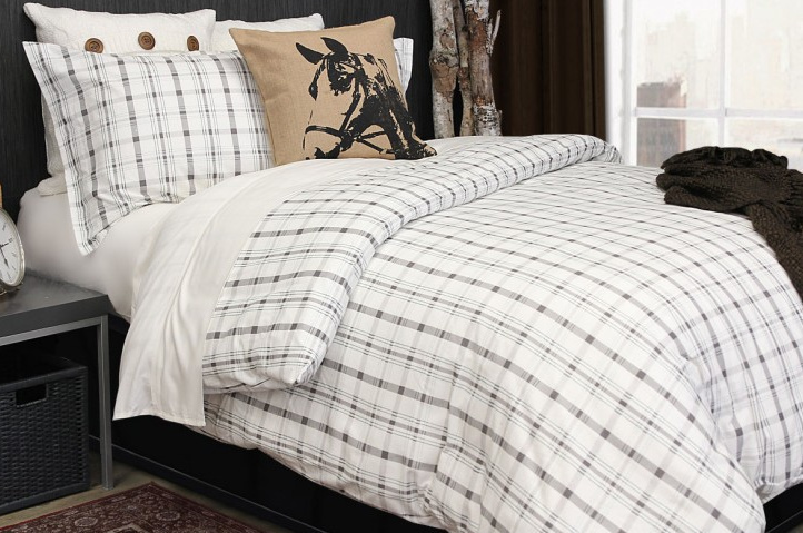 housse de duvet ludlow. Black Bedroom Furniture Sets. Home Design Ideas