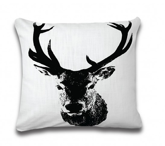 Coussin Stag 18'' x 18''
