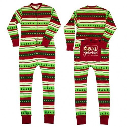 Pyjama Adulte ''flapjacks'' Special delivery