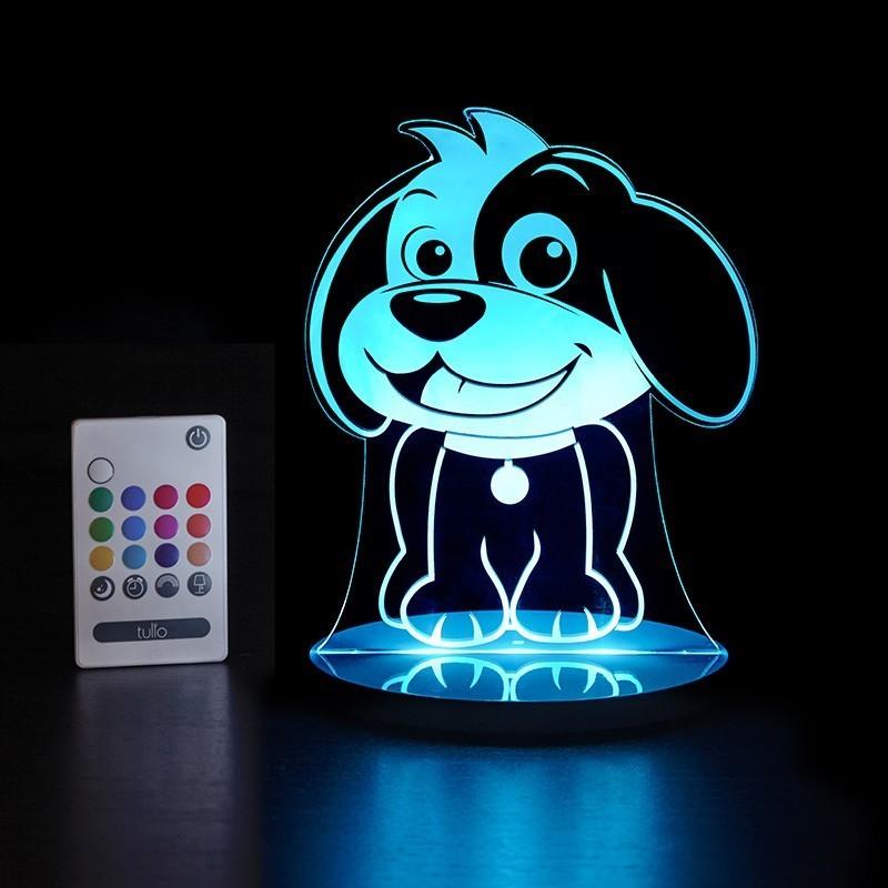 Veilleuse LED Tulio - Chien