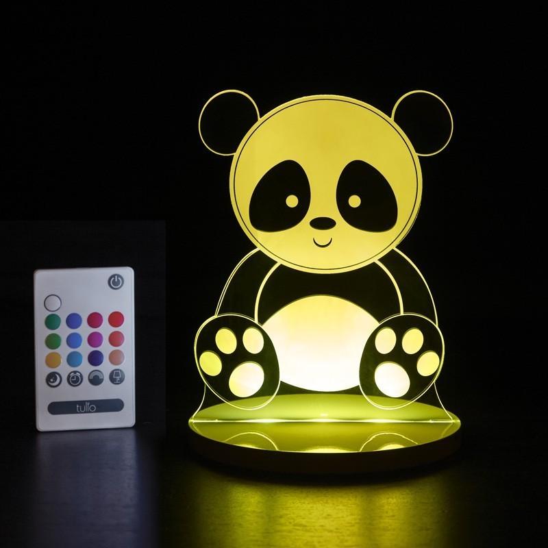 Veilleuse LED Tulio - Panda