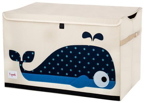 Coffre à jouet (baleine)