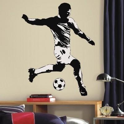Collant mural Soccer