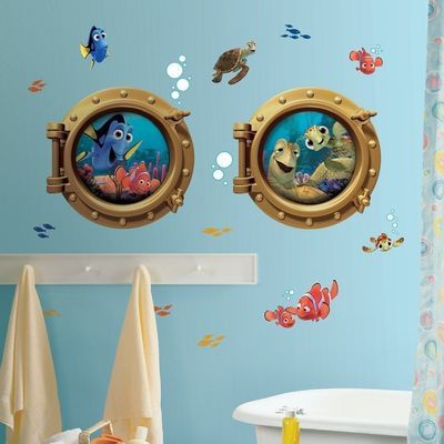Le monde de Nemo (hublot)