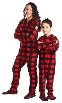 Pyjama à pattes bébé/enfant ''Buffalo''