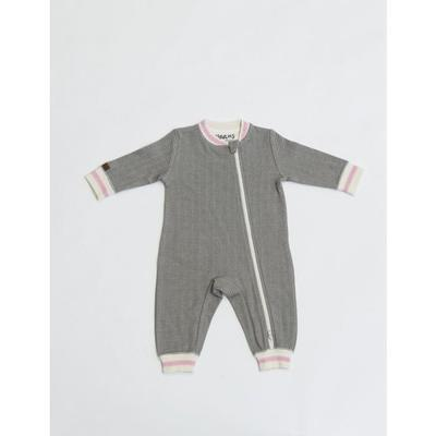 Pyjama Cozy Cottage Gris/Rose