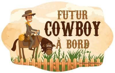 Futur cowboy à bord