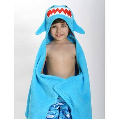Serviette de bain Requin