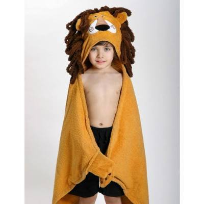 Serviette de bain Lion