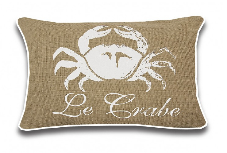 Coussin Le Crabe