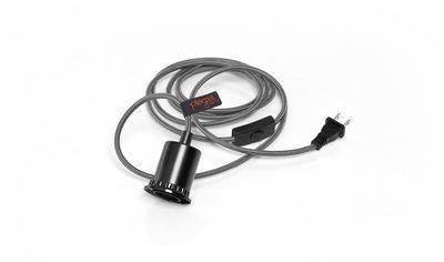 Câble plog-it Gris