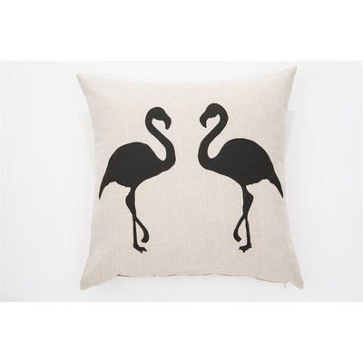 Coussin Flamingo