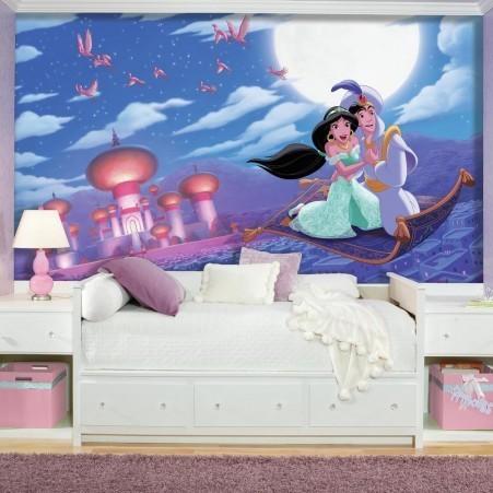 Grande murale Aladdin
