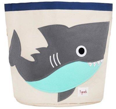 Corbeille de rangement - Requin