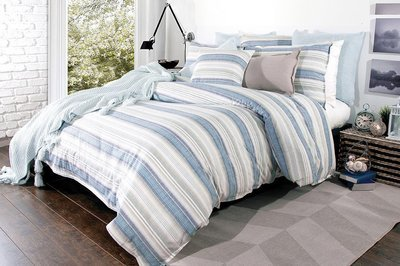 Housse de duvet Austin - DOUBLE/QUEEN