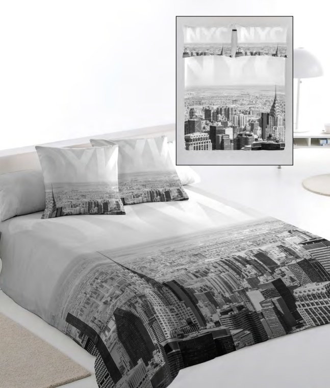 housse de duvet nyc. Black Bedroom Furniture Sets. Home Design Ideas