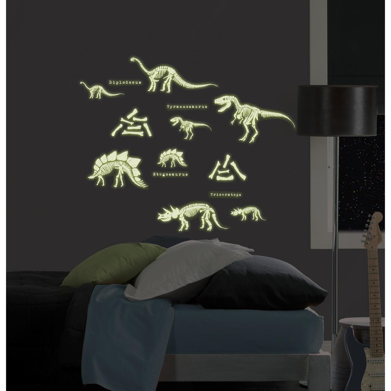 Les dinos (Brillent dans le noir)