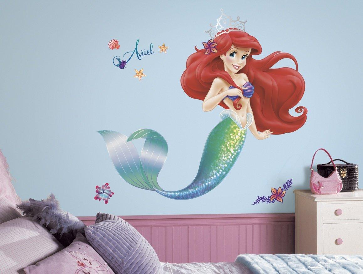 Collant mural La petite sirène