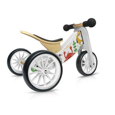 Draisienne 3 roues en bois ''Tiny Tot'' Makii