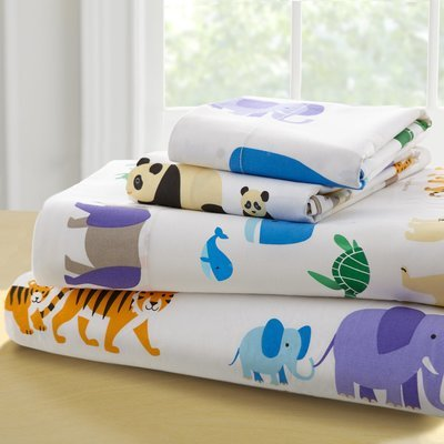 Ensemble de draps Animaux