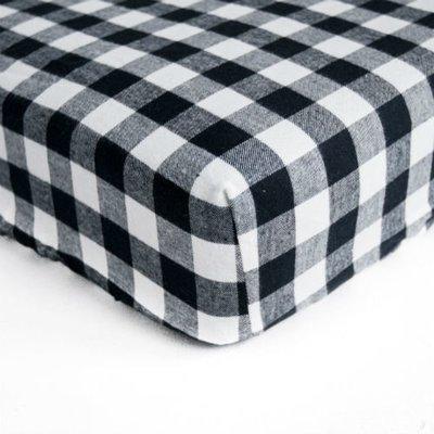 Drap contour pour bassinette cozy blanc