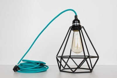Câble plog-it Turquoise