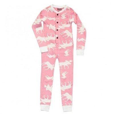 Pyjama Enfant ''flapjacks'' Classic Moose (Rose)