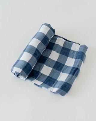 Couverture en mousseline de coton/ Jack Plaid