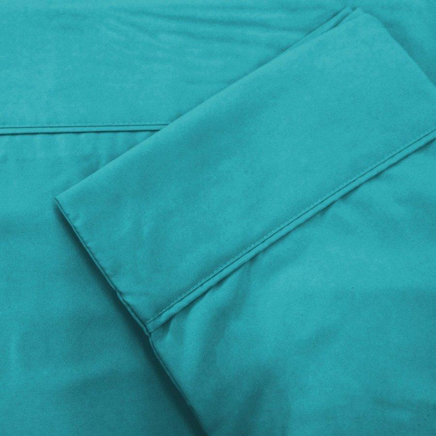 Ensemble de draps DREAM 1300TC Turquoise