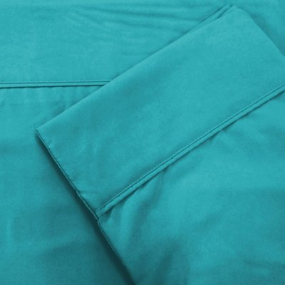 Ensemble de draps DREAM 1300TC Turquoise