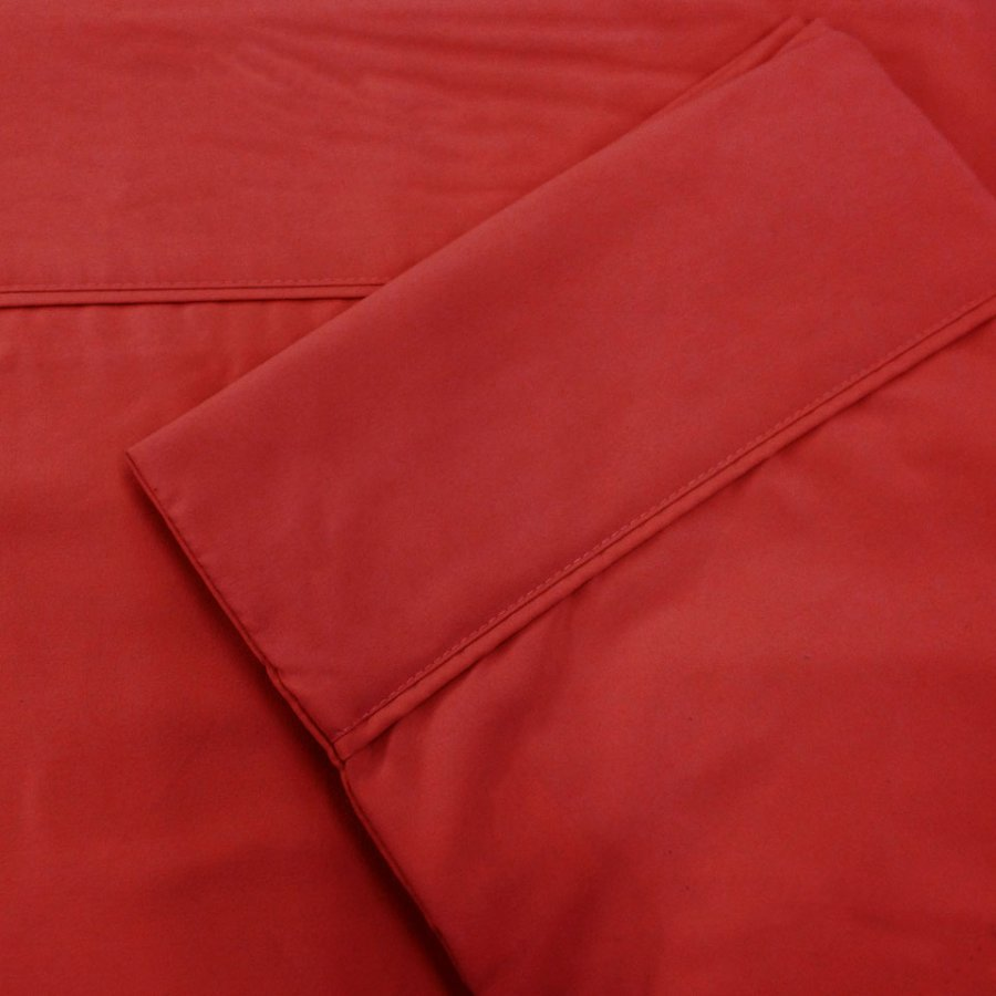Ensemble de draps DREAM 1300TC Rouge