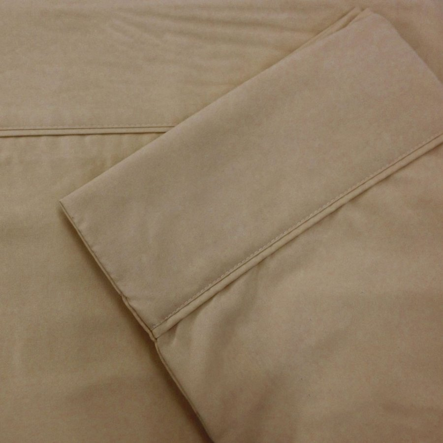 Ensemble de draps DREAM 1300TC Taupe