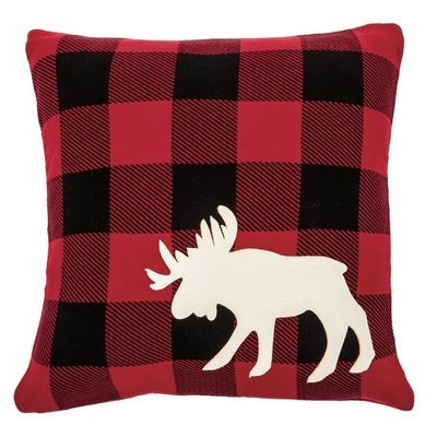 Coussin Hunter Rouge