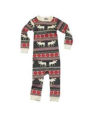 Pyjama pour bébé Moose Fair Maple
