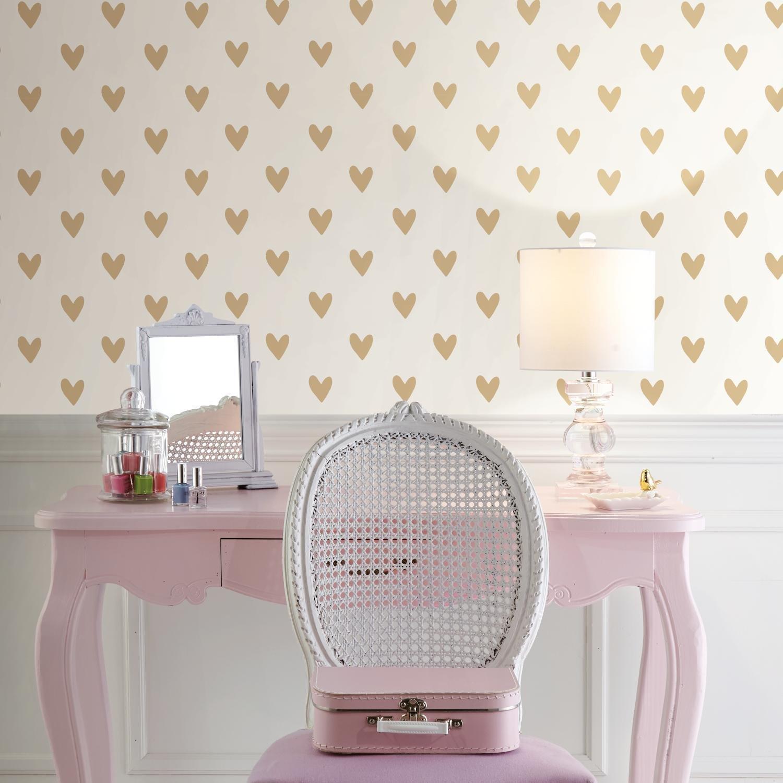 c ur or papier peint adh sif. Black Bedroom Furniture Sets. Home Design Ideas