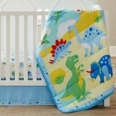 Literie pour bébé - Dinosaure