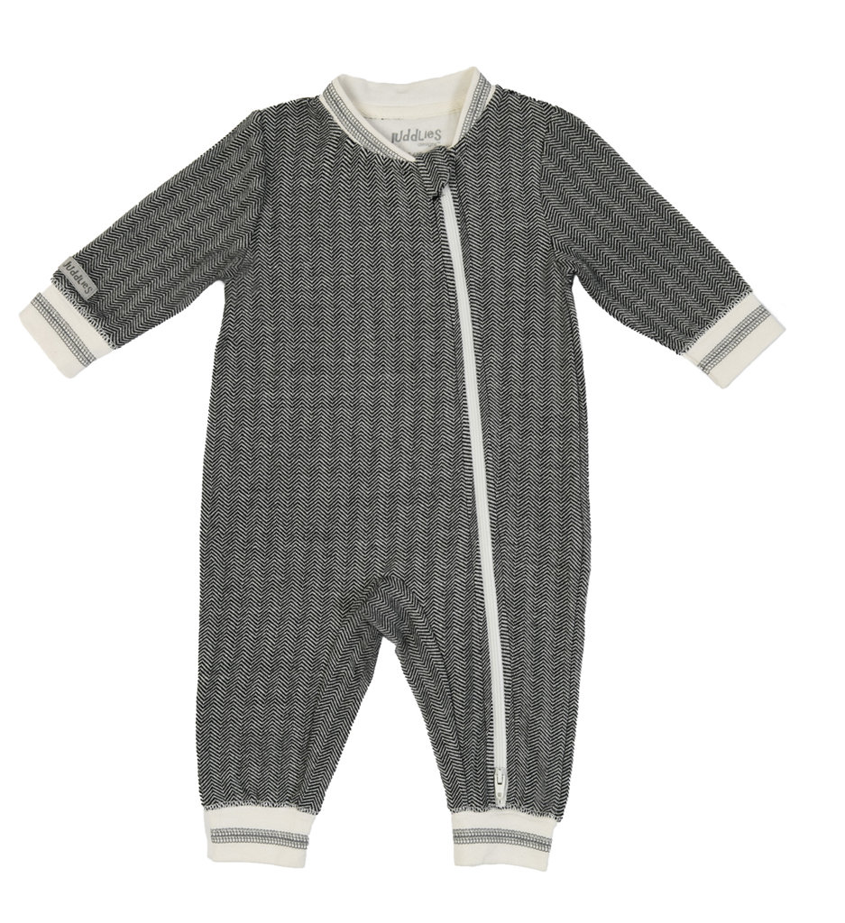 Pyjama Organic Cottage - Noir