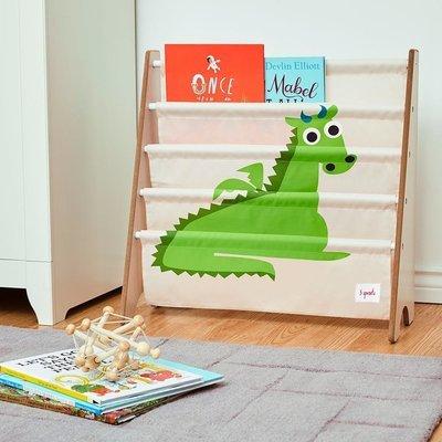 Bibliothèque à compartiments (Dragon)