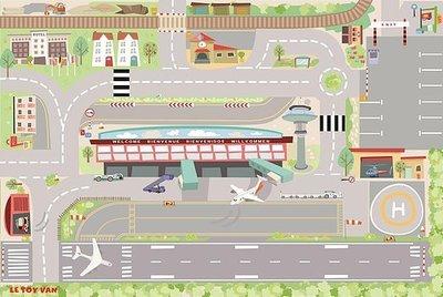 Tapis de jeux - Aéroport