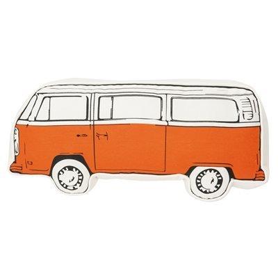 Coussin Van Orange