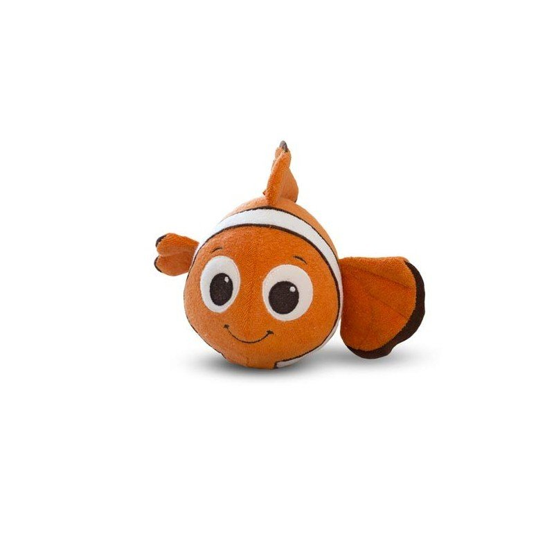 🔥 Débarbouillette en peluche - Nemo