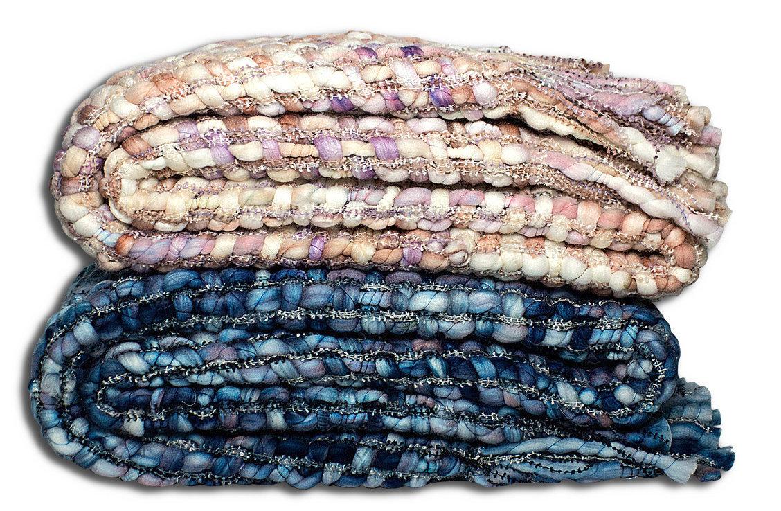 Jeté Pebbles Disponible en 2 couleurs