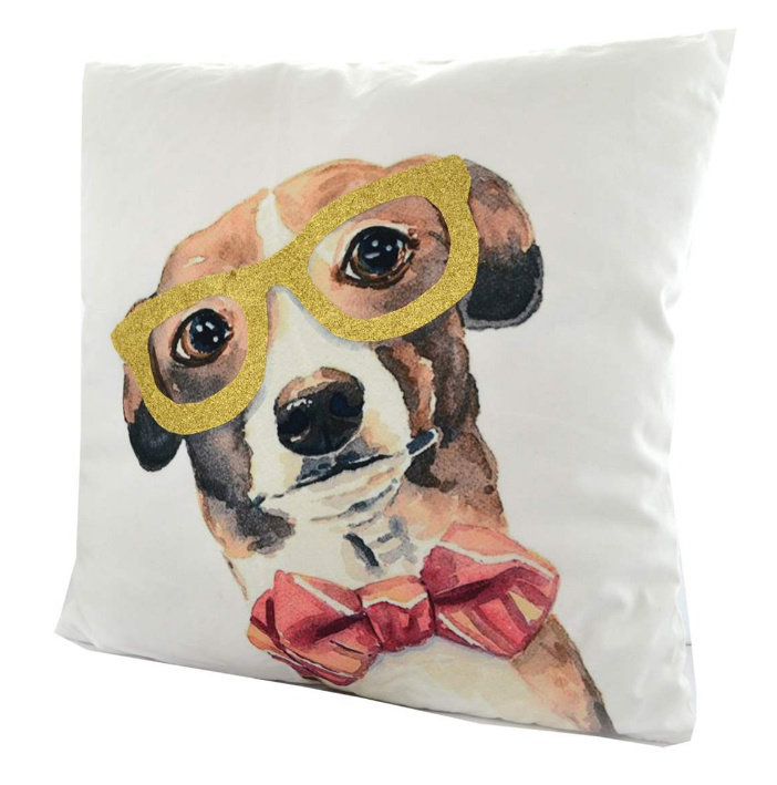 Coussin Chien Funky