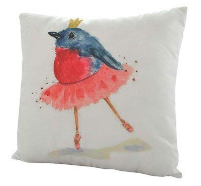 Coussin Petit oiseau