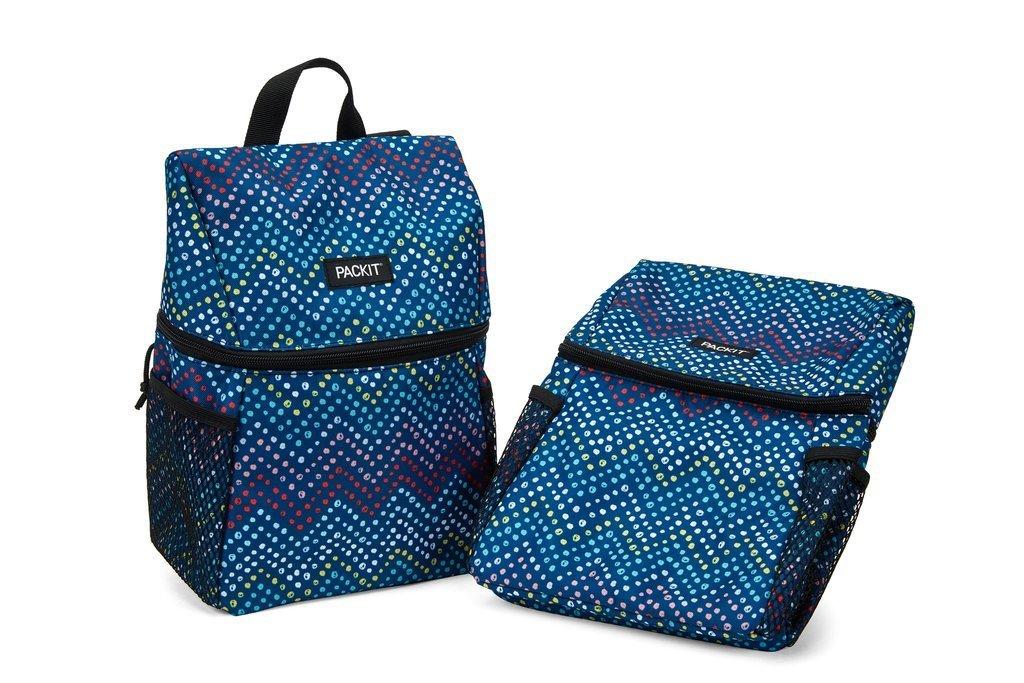 Sac à lunch (backpack) réfrigérable Chevron