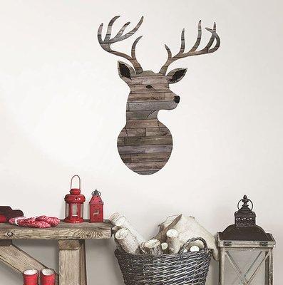 Collant mural Oh Deer!